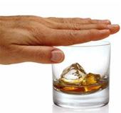 Siccome è difficile da smettere di bere più