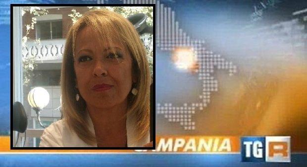 Morta Valeria Capezzuto, giornalista di Tg3 Rai Campania, lutto nel mondo dell'informazione