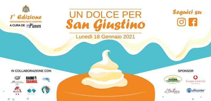 """""""Un dolce per San Giustino"""""""