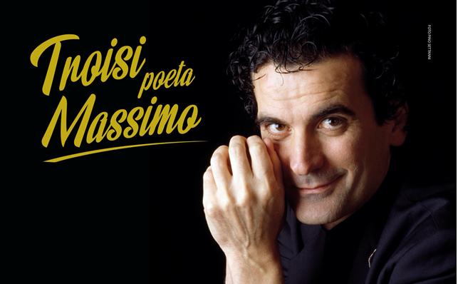 """""""Troisi poeta Massimo"""", dal 7 maggio al 25 luglio al Castel dell'Ovo"""