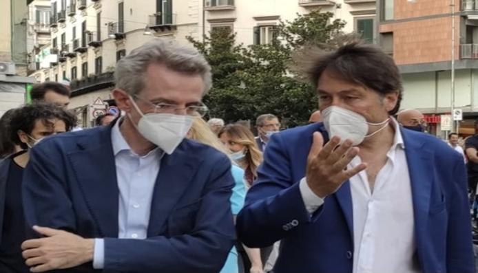 """Brancaccio (Insieme per Napoli): """"Clemente candidato a Sindaco, eticamente e moralmente deve dimettersi da super assessore"""""""
