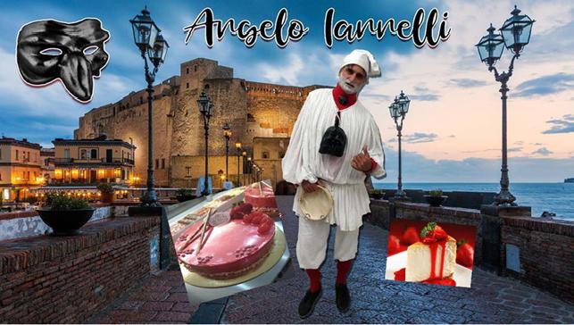 """Il vulcanico Angelo Iannelli sempre in eruzione: """"Un pensiero per la mamma"""""""