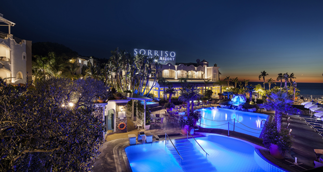 """Il Sorriso Thermae Resort riapre le sue porte il 14 maggio: per vivere un soggiorno """"covid free"""""""